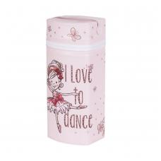 CebaBaby termopakuotė universali Jumbo balerina, rožinė