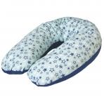 Maitinimo pagalvė dżersej, MULTI (190x35), žvaigždės