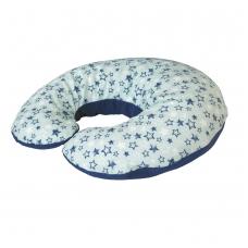 Maitinimo pagalvė dżersej, MINI (180x33), žvaigždės