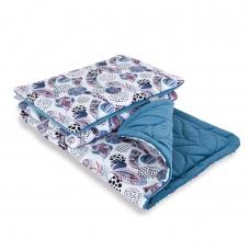 Pagalvė + antklodė, AZTECA&NATURE, Alas-Plunksnos, 30x40, 75x100