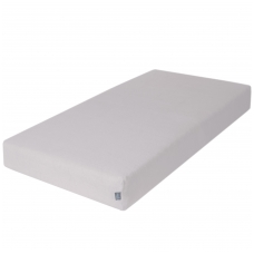Paklodė su guma frotte, 120x60, pilka