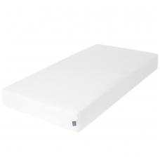 Paklodė su guma frotte, 120x60, balta