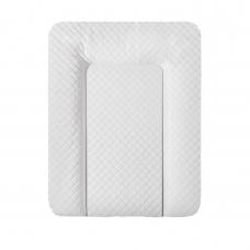 CebaBaby vystymo kilimėlis  CARO, baltas (70x50cm) W-143-079-101